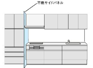 キッチン パネル リクシル