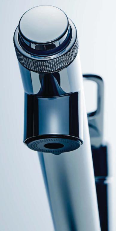 オールインワン浄水栓