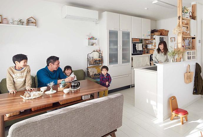 家族でキッチン2