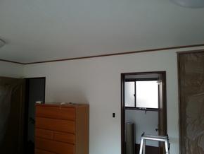子供部屋を2つに分けるリフォーム|福岡市城南区在住のお客様のビフォー画像