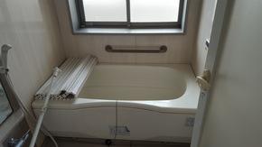 マンション一室丸ごとリフォーム(お風呂編)|佐賀県鳥栖市在住のお客様のビフォー画像