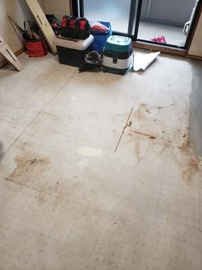 畳からフローリングへのリフォーム|福岡市南区在住のお客様のビフォー画像