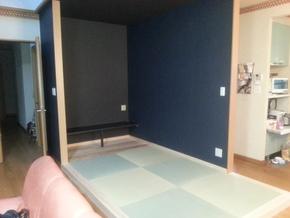 パントリーから和室へ変更リフォーム|福岡市在住のお客様のアフター画像