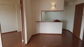 キッチン・床の変更リフォーム|筑紫野市在住のお客様のビフォー画像