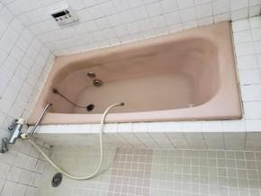 浴室一式を交換リフォーム|粕屋郡須恵町在住のお客様のビフォー画像