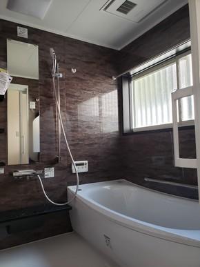 浴室一式を交換リフォーム|粕屋郡須恵町在住のお客様のアフター画像
