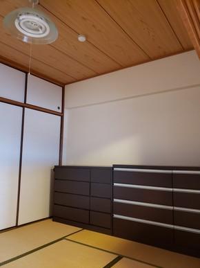 和室の畳とクロスを交換リフォーム|福岡市博多区在住のお客様のビフォー画像