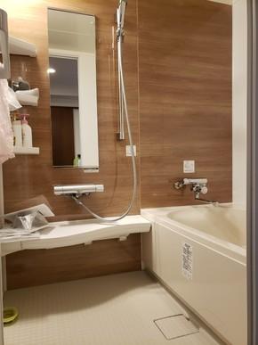 お風呂一式の交換リフォーム|福岡市博多区在住のお客様のアフター画像