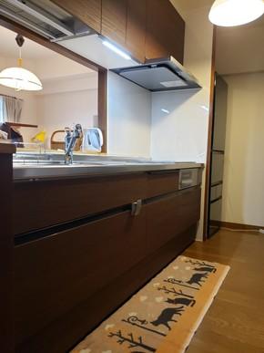 キッチン交換リフォーム|福岡市博多区在住のお客様のアフター画像