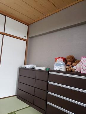 和室の畳とクロスを交換リフォーム|福岡市博多区在住のお客様のアフター画像