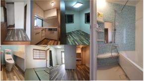 中古一戸建て住宅フルリフォーム|福岡市博多区在住のお客様のアフター画像
