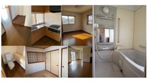 中古一戸建て住宅フルリフォーム|福岡市博多区在住のお客様のビフォー画像