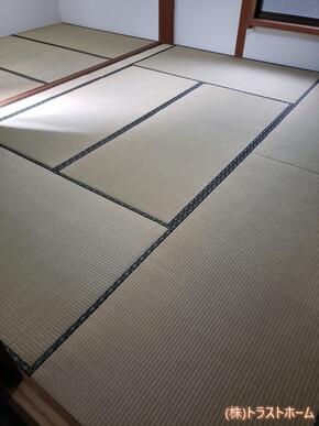 和室(畳)から洋室へのリフォーム|志免町在住のお客様のビフォー画像