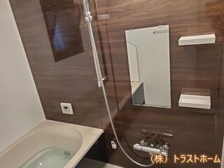 春日市でマンションのバスルームを丸ごとリフォーム♪のアフター画像
