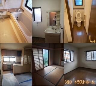 戸建てフルリフォーム 福岡県内在住のO様のビフォー画像
